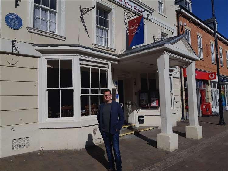 Spalding hotel to open revamped restaurant